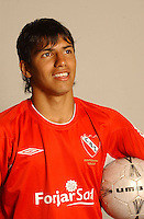 SERGIO AGUERO  Kun - INDEPENDIENTE football player - <br /> Here pictures from, when AGUERO was in first years.<br /> The 17-year-old, who was in Argentina winning squad at the World Youth Cup in June, its the great future for the Argentine football. Even over Messi and others players that are in Europe.<br /> 10/01/06 - Bs.As - Argentina -<br /> © PikoPress