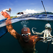 Octopus Fishing