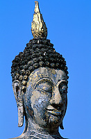 Thailande - <br /> Sukhothai province - Sukhotai - Wat Phra Si Ratana Mahathat