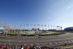 September 29, 2018 - Sochi, Russia - Motorsports: FIA Formula One World Championship 2018, Grand Prix of Russia, .#11 Sergio Perez (MEX, Racing Point Force India F1 Team) (Credit Image: © Hoch Zwei via ZUMA Wire)