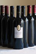 Bottle of Chateau Cransac Cuvee Tradition Fronton Haut-Garonne France