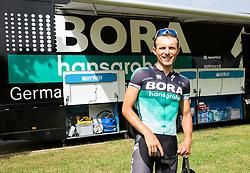 Rafal Majka of Bora Hansgrohe one day prior to the 25th Tour de Slovenie 2018 cycling race, on June 12, 2018 in Hotel Livada, Moravske Toplice, Slovenia. Photo by Vid Ponikvar / Sportida