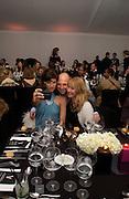 Linda Evangelista, M.A.C. Viva glam V lipstick launch dinner, profits go to the MAC Aids fund,   Hempel Garden. ONE TIME USE ONLY - DO NOT ARCHIVE  © Copyright Photograph by Dafydd Jones 66 Stockwell Park Rd. London SW9 0DA Tel 020 7733 0108 www.dafjones.com