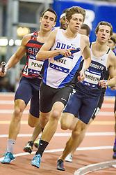 Millrose Games: Duke, 4x800 relay