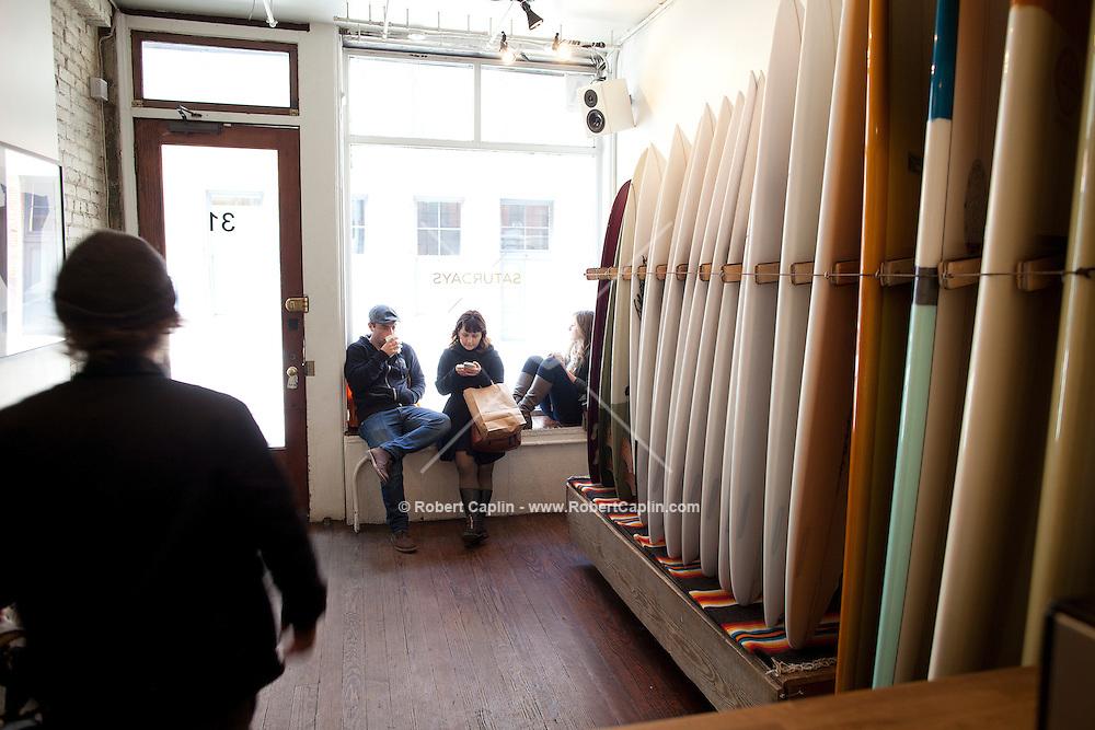 Saturdays Surf in New York. ..Photo by Robert Caplin...