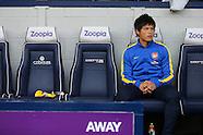 Miyiachi (WBA/Arsenal) at Hawthorns
