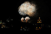 Edinburgh Festival fireworks<br /> *ADD TO CART FOR LICENSING OPTIONS*