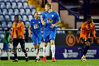 Will Collar. Stockport County FC 2-1 Barnet FC. Vanarama National League. Edgeley Park. 16.3.21