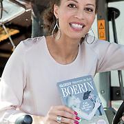 NLD/Kamerik/20160601 - Boekpresentatie Maureen du Toit, Maureen