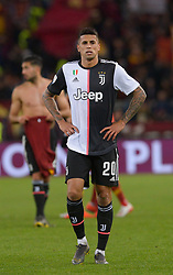 May 12, 2019 - Rome, Italy - Joao Cancelo during the Italian Serie A football match between A.S. Roma and Juventus at the Olympic Stadium in Rome, on may 12, 2019. (Credit Image: © Silvia Lore/NurPhoto via ZUMA Press)