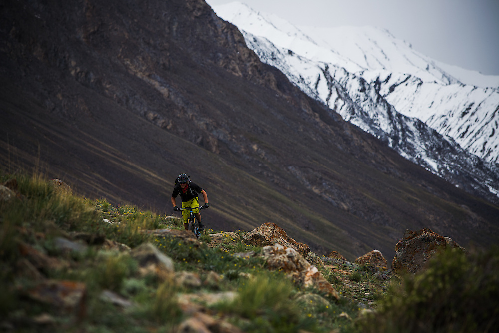Matt Hunter, day seven. The vast emptiness of the Wakhan meant we were assured a feeling of solitude. It is probably the most remote-feeling, wild places I have ever visited.