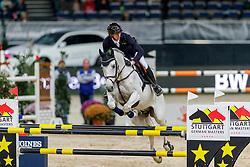 Hassmann Felix, GER, Cayenne WZ<br /> Stuttgart - German Masters 2019<br /> © Hippo Foto - Stefan Lafrentz<br /> 14/11/2019