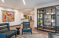 Interior image of Apex Apartment Community in Arlington VA by Jeffrey Sauers of CPI Productions