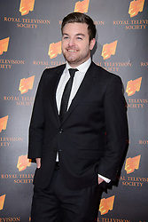 Alex Brooker attends the RTS Programme Awards. London, United Kingdom. Tuesday, 18th March 2014. Picture by Chris Joseph / i-Images