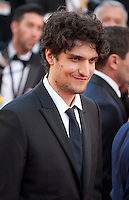 Actor Louis Garrel at the gala screening for the film Mal De Pierres (From the Land of the Moon) at the 69th Cannes Film Festival, Sunday 15th May 2016, Cannes, France. Photography: Doreen Kennedy