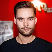 NLD/Hilversum/20151110 - DJ bekendmaking: 3FM Serious Request 2015, Domien Verschuuren