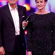 NLD/Hilversum/20100910 - Finale Holland's got Talent 2010, Patricia en Robert ten Brink