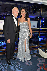 SIR BRUCE & LADY FORSYTH at The Butterfly Ball in aid of Caudwell Children held at the Grosvenor House, Park Lane, London on 25th June 2015