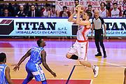 DESCRIZIONE : Campionato 2014/15 Serie A Beko Grissin Bon Reggio Emilia - Dinamo Banco di Sardegna Sassari Finale Playoff Gara7 Scudetto<br /> GIOCATORE : Ojars Silins<br /> CATEGORIA : Tiro<br /> SQUADRA : Grissin Bon Reggio Emilia<br /> EVENTO : LegaBasket Serie A Beko 2014/2015<br /> GARA : Grissin Bon Reggio Emilia - Dinamo Banco di Sardegna Sassari Finale Playoff Gara7 Scudetto<br /> DATA : 26/06/2015<br /> SPORT : Pallacanestro <br /> AUTORE : Agenzia Ciamillo-Castoria/L.Canu