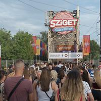 Sziget Festivalt 2019