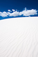 White Sands National Monument: New Mexico.