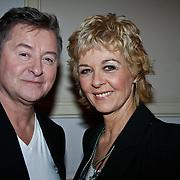 NLD/Hilversum/20101216 - Uitreiking Sterren.nl Awards, Jan Keijzer en Anni Schilder