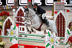 Englbrecht Roland, AUT, Chambery<br /> MEVISTO Amadeus Horse Indoor Salzburg<br /> © Hippo Foto - Stefan Lafrentz<br /> 11-12-2016