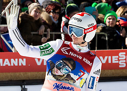 Robert Kranjec (SLO) during the Ski Flying Hill Team Competition at Day 3 of FIS Ski Jumping World Cup Final 2016, on March 19, 2016 in Planica, Slovenia. Photo by Vid Ponikvar / Sportida