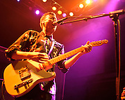 WASHINGTON, DC - March 10th  2013 -  Vincent Neff of Django Django performs at the 9:30 Club in Washington, D.C. The band's self-titled debut album has earned plaudits from The Guardian, Rolling Stone and the NME. (Photo by Kyle Gustafson/For The Washington Post)