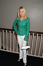 IMOGEN LLOYD WEBBER at the launch of Politics and The City - a new web site for women fusing politics with gossip, entertainment, news and fashion, held at the ICA, 12 Carlton House Terrace, London on 8th July 2008.<br /><br />NON EXCLUSIVE - WORLD RIGHTS