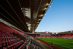 General View inside the Stadium - Photo mandatory by-line: Rogan Thomson/JMP - 07966 386802 - 03/03/2015 - SPORT - FOOTBALL - Southampton, England - St Mary's Stadium - Southampton v Crystal Palace - Barclays Premier League.