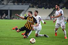 AEK Athens and AC Milan - 2 Nov 2017