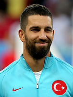 Uefa - World Cup Fifa Russia 2018 Qualifier / <br /> Turkey National Team - Preview Set - <br /> Arda Turan