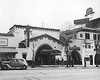 1941 Brown Derby On Vine St.