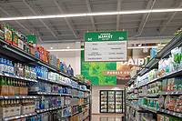 Interior photo of the Common Market Grocery Store in Frederick MD by Jeffrey Sauers of CPI Productions