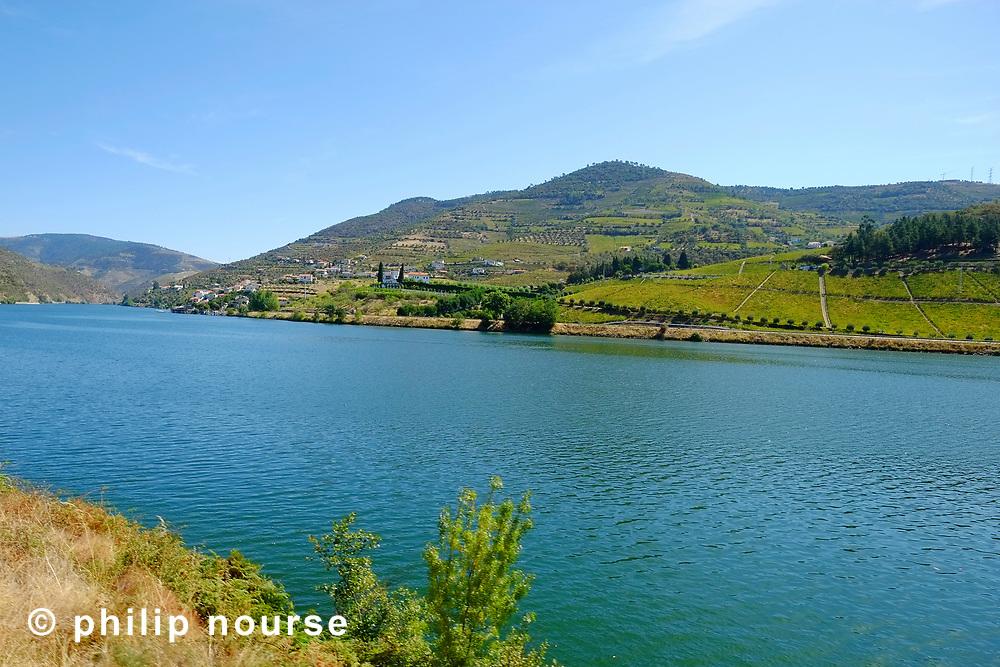 Douro River and Pinhao, Portugal