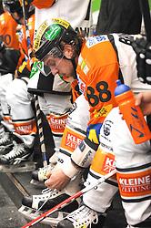 28.12.2010, Eisstadion Liebenau, Graz, AUT, EBEL, Graz 99ers vs EC Red Bull Salzburg, im Bild Mark Brunnegger (88, Moser Medical Graz 99ers), EXPA Pictures © 2010, PhotoCredit: EXPA/ J. Hinterleitner