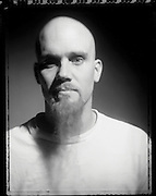 Bassist, Nick Oliveri of Queens of The Stone Age in Los Angeles, CA. 2004