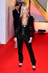 Naomi Isted attending the National Television Awards 2019 held at the O2 Arena, London. PRESS ASSOCIATION PHOTO. Picture date: Tuesday January 22, 2019. See PA story SHOWBIZ NTAs. Photo credit should read: Ian West/PA Wire