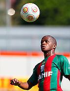 Portuguese League / Liga Portuguesa Maritimo vs Braga 09/10