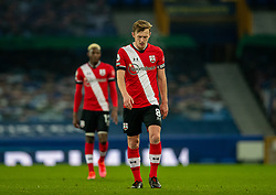 LIVERPOOL, ENGLAND - Monday, March 1, 2021: Southampton's James Ward-Prowse looks dejected during the FA Premier League match between Everton FC and Southampton FC at Goodison Park. Everton won 1-0. (Pic by David Rawcliffe/Propaganda)