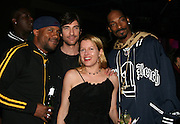 Danny Green, Director, Dylan McDermott, Snoop Dogg & Heidi Jo Markel of Eclectic Pictures, Producer..The Tenants Post Screening Party.Aer Premiere Lounge.New York, NY, USA.Monday, April, 25, 2005.Photo By Selma Fonseca/Celebrityvibe.com/Photovibe.com, .New York, USA, Phone 212 410 5354, .email: sales@celebrityvibe.com ; website: www.celebrityvibe.com...