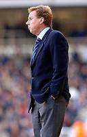 Photo: Daniel Hambury.<br />West Ham United v Portsmouth. The Barclays Premiership. 18/03/2006.<br />Portsmouth's manager Harry Redknapp.