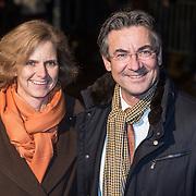 NLD/Scheveningen/20131130 - Inloop concert 200 Jaar Koningrijk der Nederlanden, Maxime Verhagen en partner Annemieke