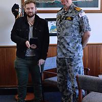Aaron Osmand - Navy