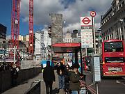 London Bridge, City of London. 4 March 2016
