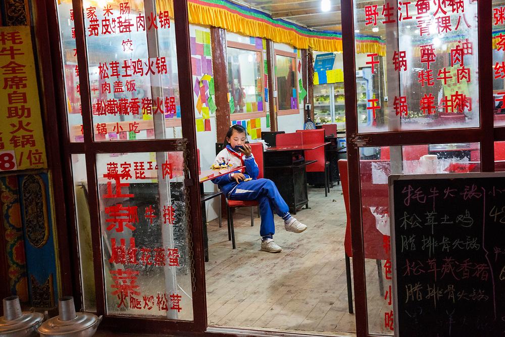 Shangri La Street Photography