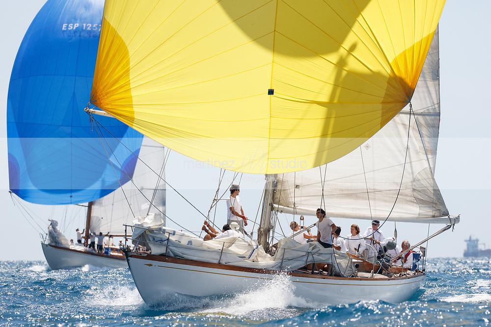 IX REGATA PUIG VELA CLÀSSICA Classic Yachts