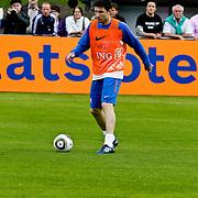AUS/Seefeld/20100529 - Training NL Elftal WK 2010, Mark van Bommel