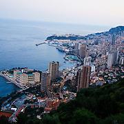 MON/Monte Carlo/20100512 - World Music Awards 2010, overzicht over Monaco